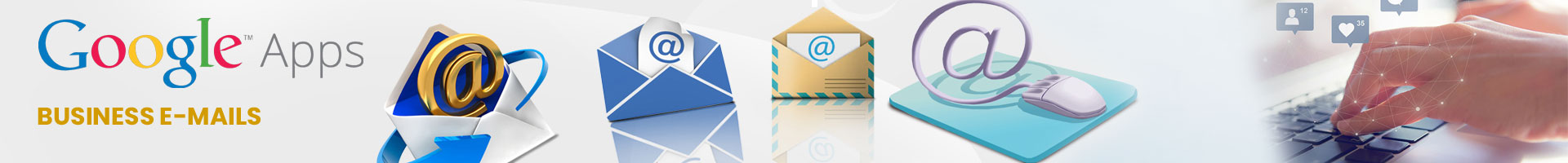 Google Business Email Services Company - Modi Infotech Services